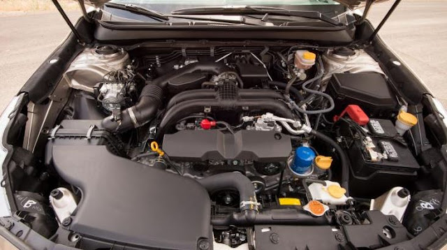 2017 Subaru Outback 3.6R Engine