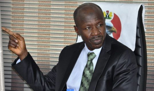 REVEALED: How SSS submitted 2 contradictory reports on EFCC Chairman to Senate
