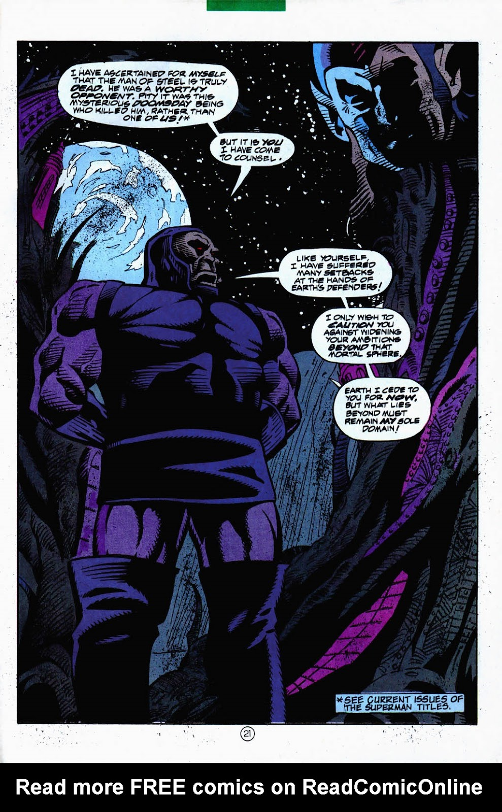 Eclipso Issue #4 #5 - English 22