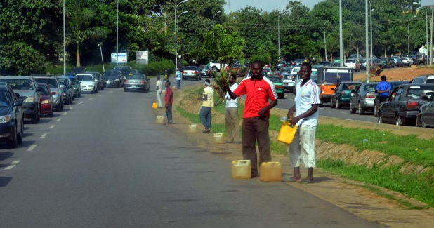 petrol hawkers abuja