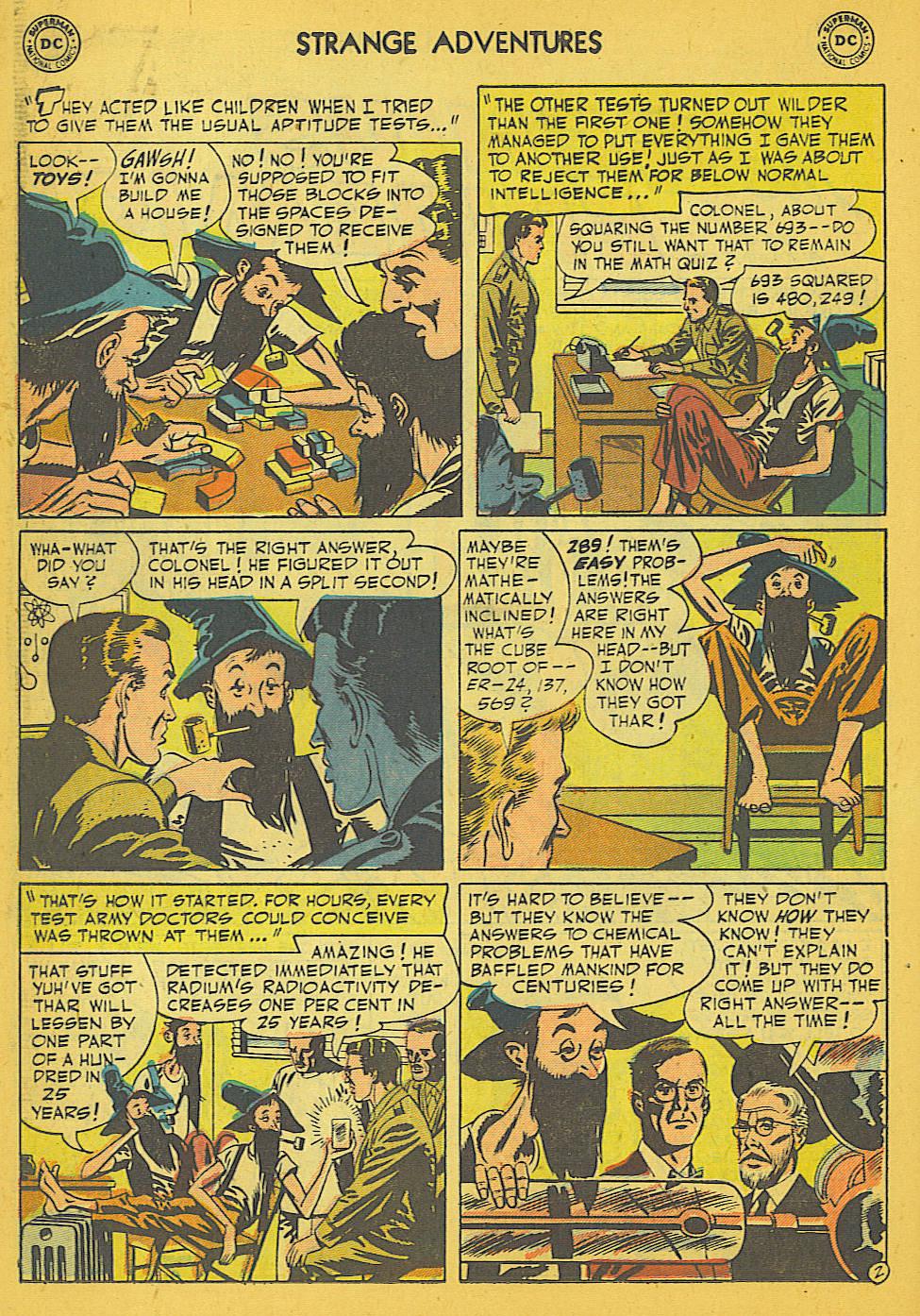 Strange Adventures (1950) issue 21 - Page 14