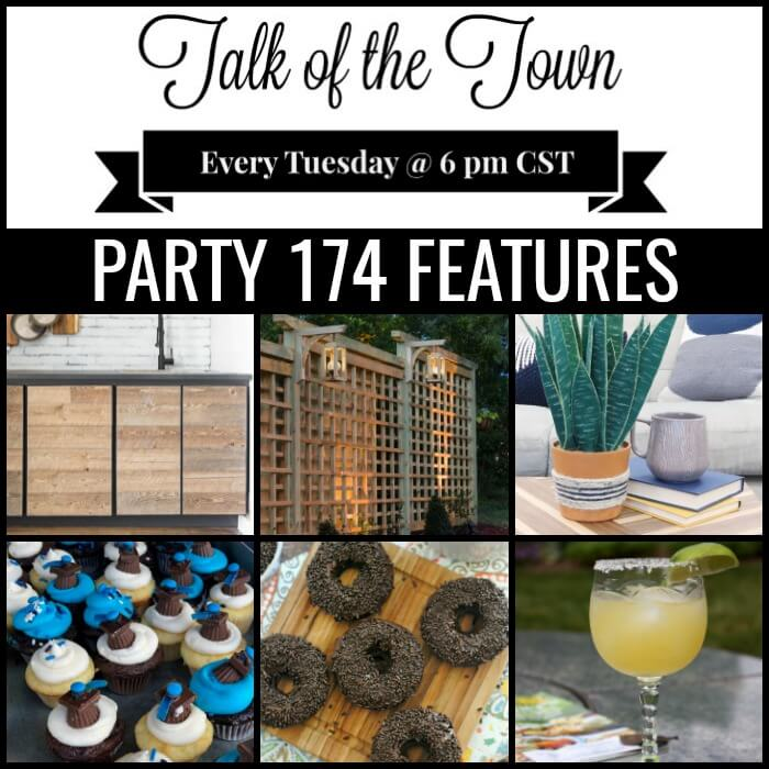 Talk Of The Town Party 174 Features