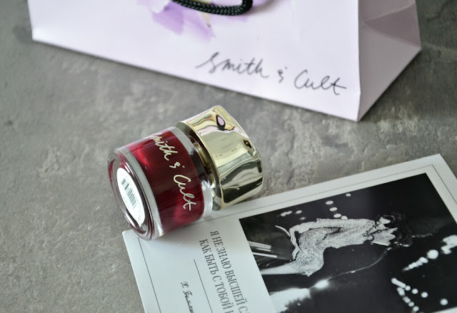 Smith & Cult Nailed Lacquer Lovers Creep / #люблюнимагу