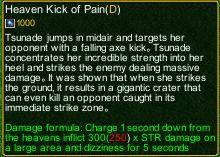 naruto castle defense 6.2 Stunade Heaven Kick of Pain detail