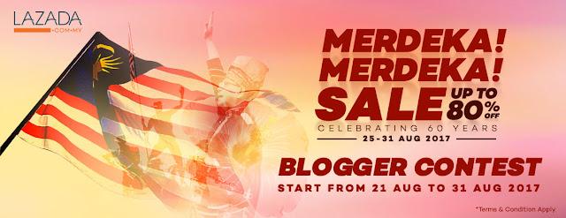 Merdeka! Merdeka! Blogger Contest