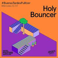 Concierto de Holy Bouncer en Hotel Pulitzer Barcelona