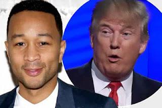 """John Legend dice que Trump """"necesita disculparse"""