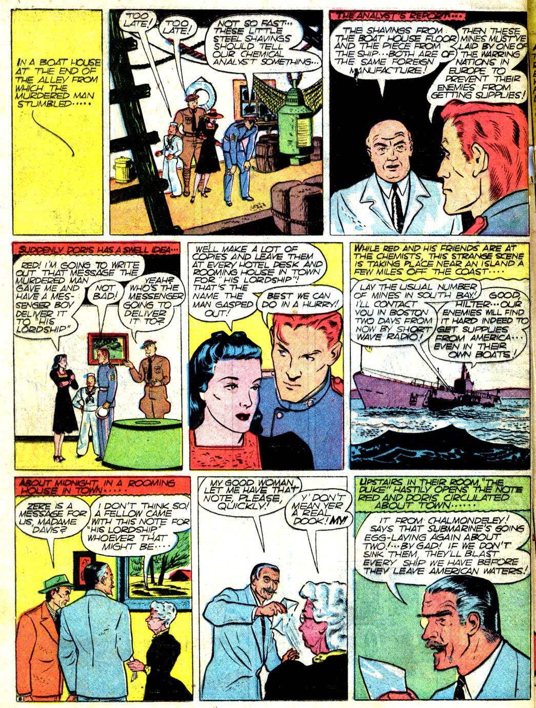 Read online All-American Comics (1939) comic -  Issue #15 - 63