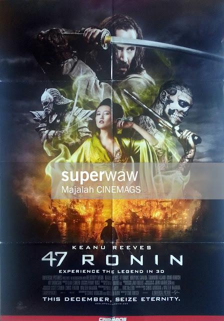 Film 47 Ronin Movie