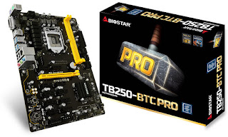Biostar TB250-BTC Pro