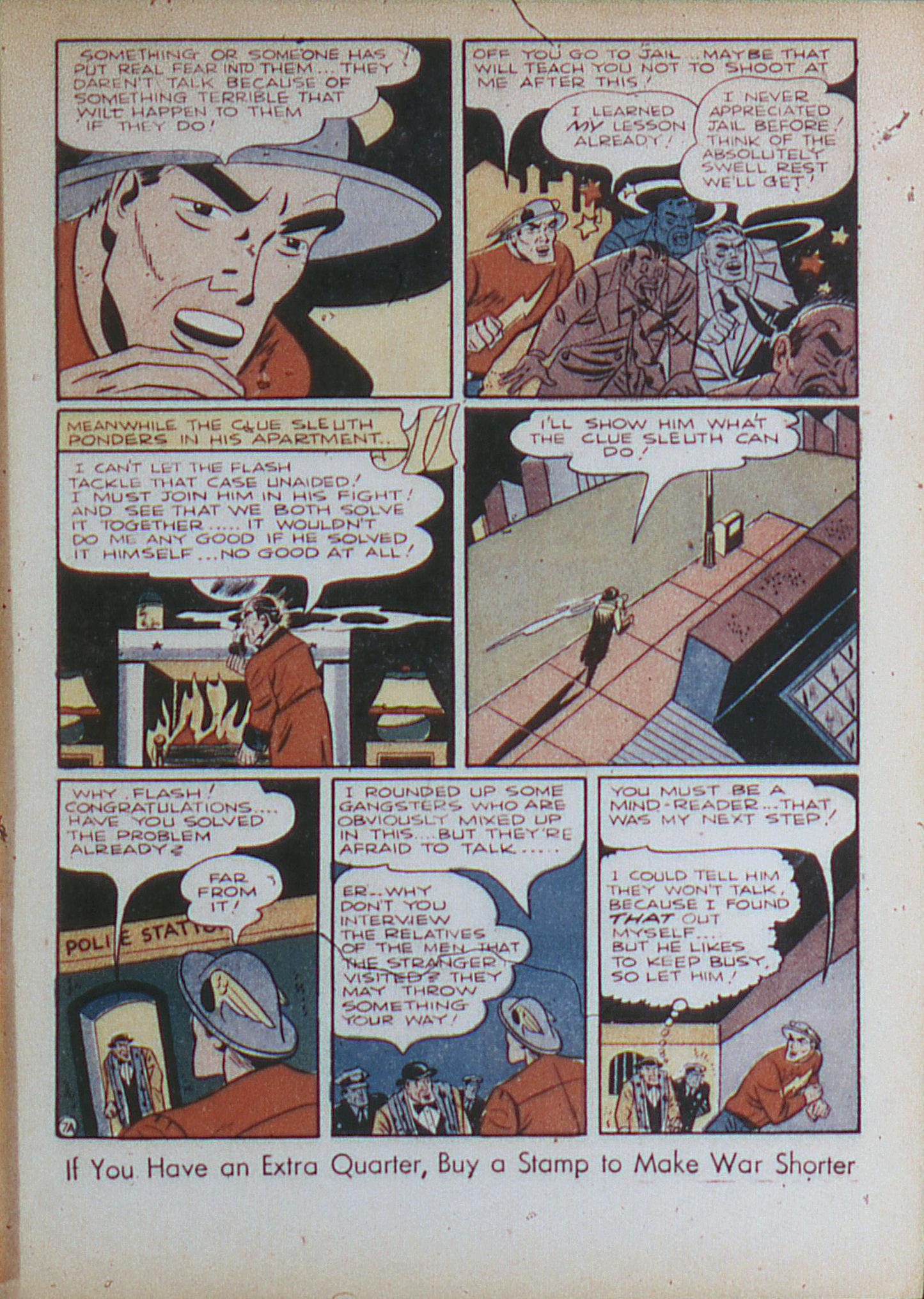 Read online All-Flash comic -  Issue #15 - 10