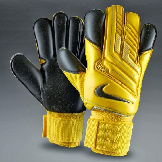 PES-MODIF: PES 2014 Goalkeeper Gloves By Elnino13