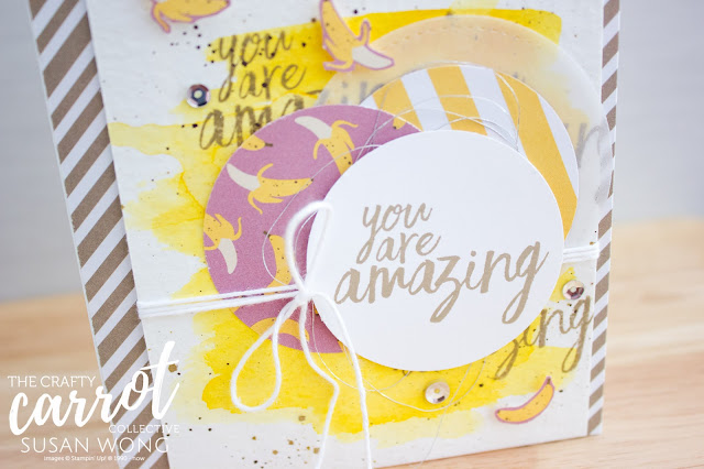 All Things Thanks + Tutti-Frutti Designer Paper - Susan Wong for The Crafty Carrot Co.