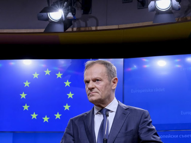 Tusk is meeting with EU leaders this week