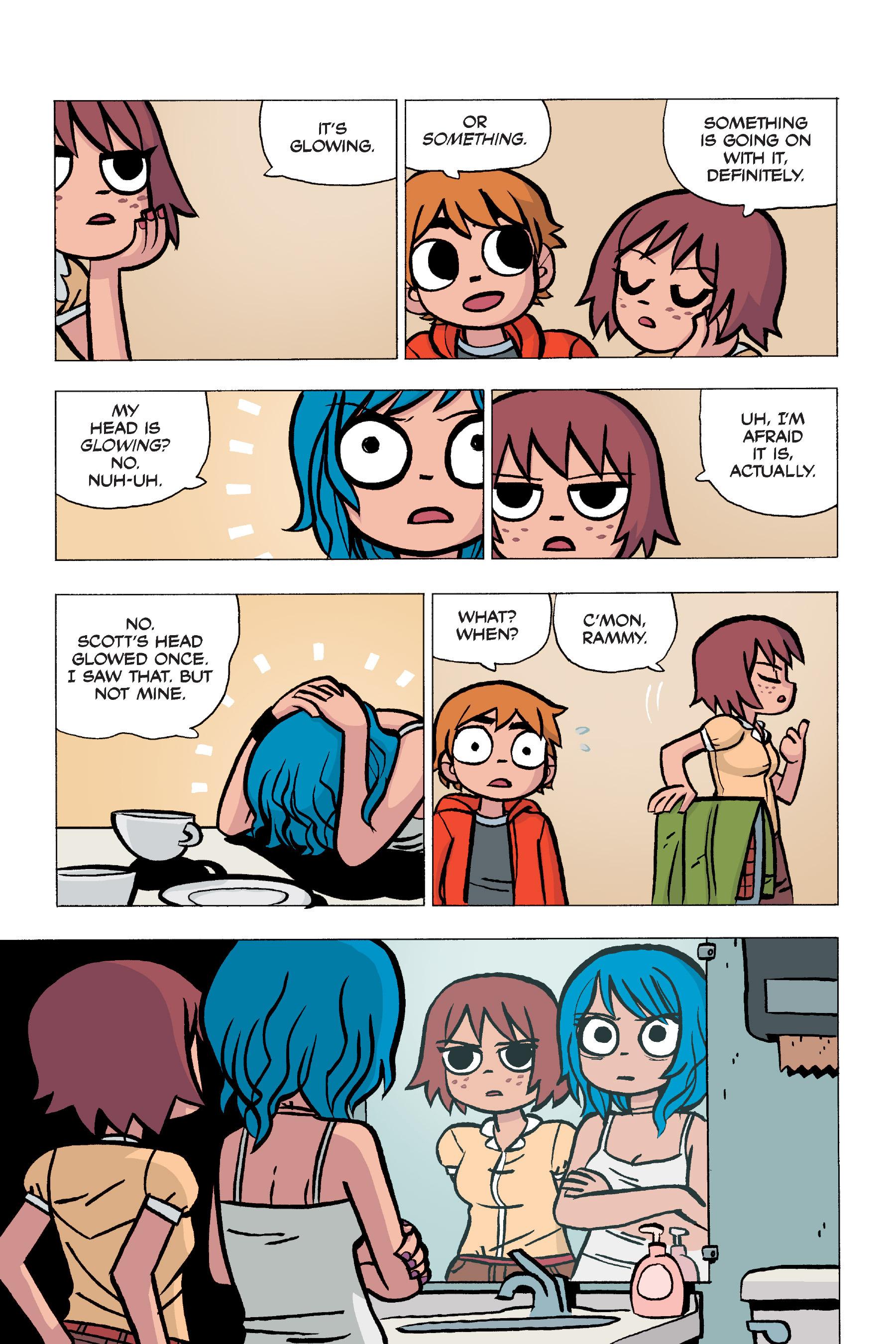 Read online Scott Pilgrim comic -  Issue #5 - 76