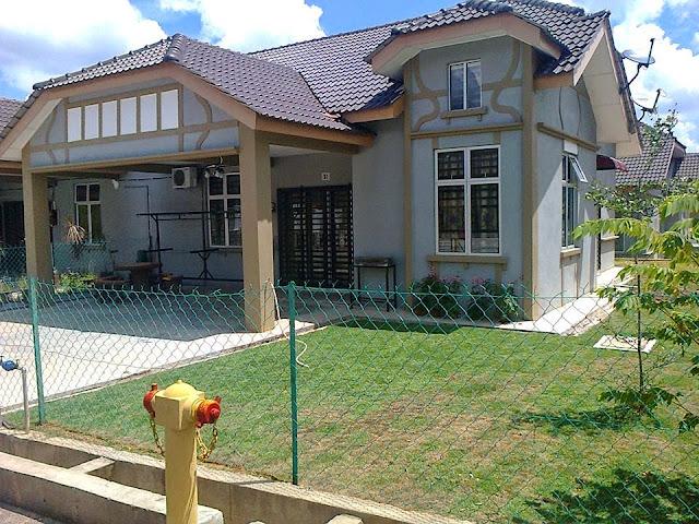 Homestay di Bukit Gambang, Kuantan
