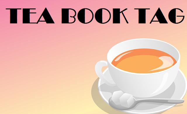 Herbata i książki? - Tea book tag