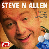 Mr Steve N Allen comedy album