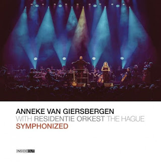 Anneke van Giersbergen  Residentie Orkest The Hague Symphonised