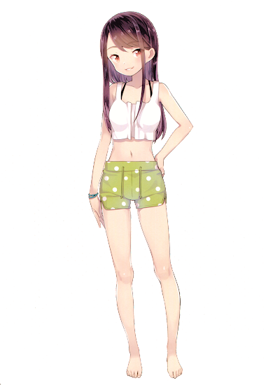 RENDER Iya Pan Another Creator Illustration Collection 1
