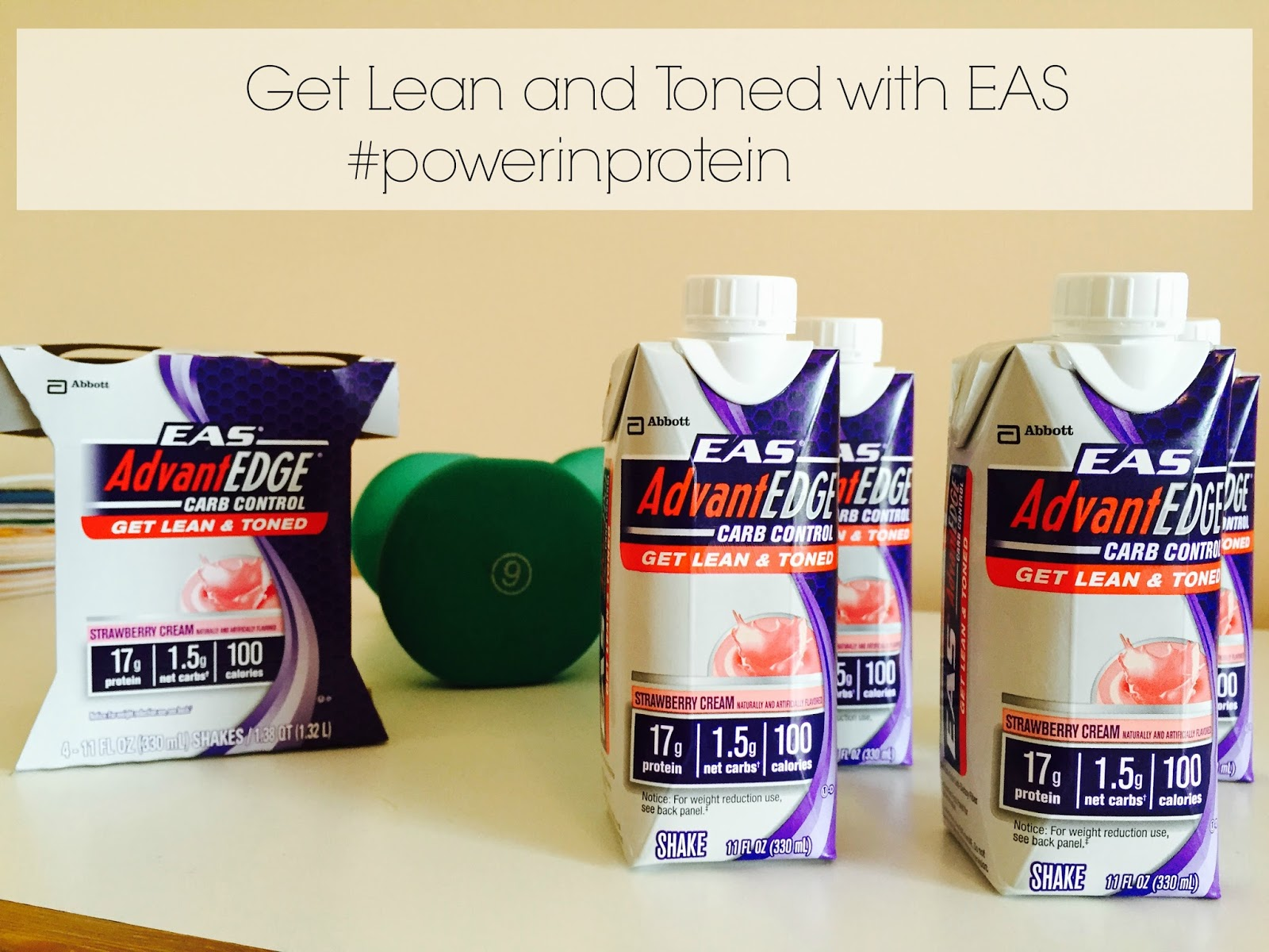 EAS, Eas lean and toned shakes, EAS lean and toned, how I work out, my steps to getting a toned body, EAS Protein Shakes, EAS review, lean and toned body, work out,