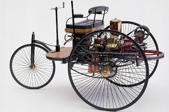 Quand la première voiture a-t-elle été inventée