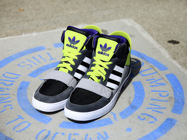 The new Adidas Originals Hard Court Defender collection combines the famous Hard  Court silhouette with the classic basketball street style. 3dae7e167dcd
