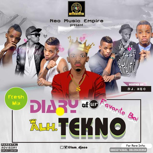 Iam A Rider Dj Mix Song Mp3: Diary Of Your Favourite Boy (Alhaji