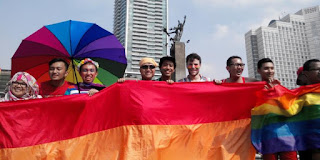 Jokowi Diminta Beri Perlindungan untuk Kelompok LGBT