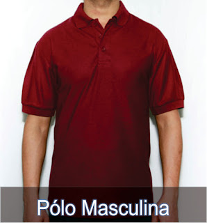 Camisas Pólos Masculina