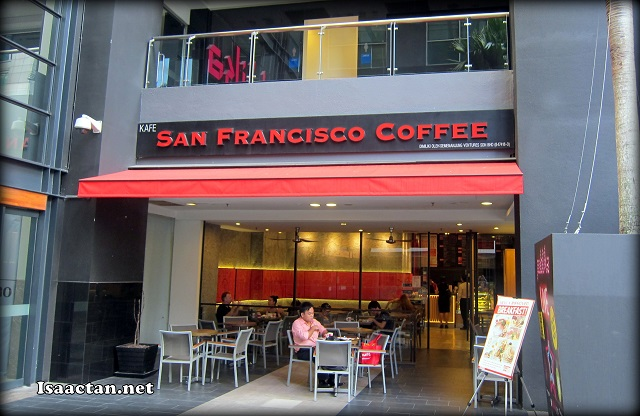 San Francisco Coffee @ Publika Solaris Dutamas