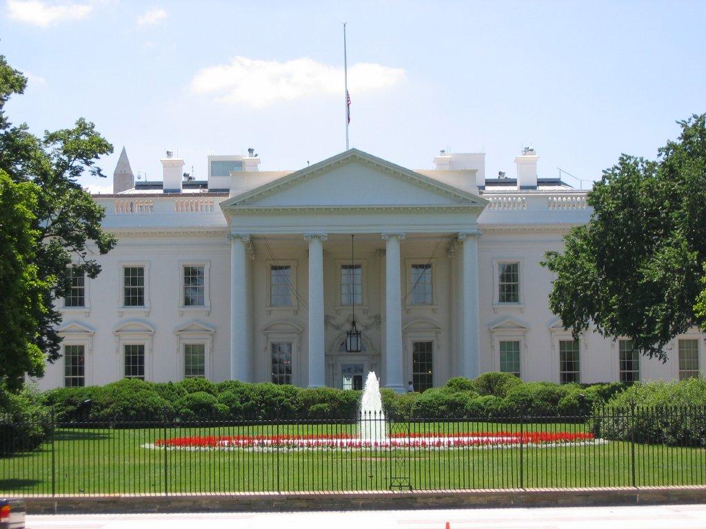 Casa Bianca America Foto