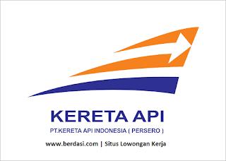 Penerimaan Pegawai  PKWT PT Kereta Api Indonesia (Persero) Posisi Loket
