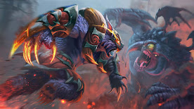 Ursa DOTA 2 Wallpaper, Fondo, Loading Screen