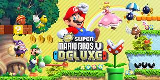 New Super Mario Bros U. Deluxe - Trailer de anúncio da versão para Switch