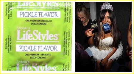 Dill Pickle Condoms