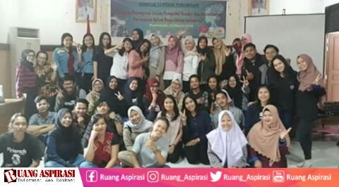 SPR Kalbar Gelar Seminar  Gender
