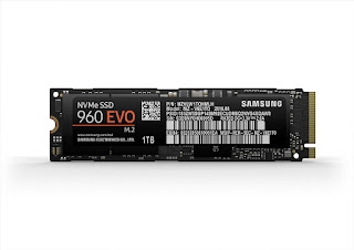 Download Samsung NVMe SSD 960 EVO driver and utilities