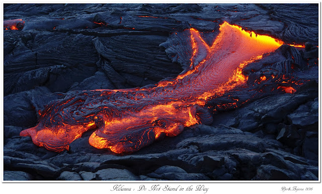 Kilauea: Do Not Stand in the Way