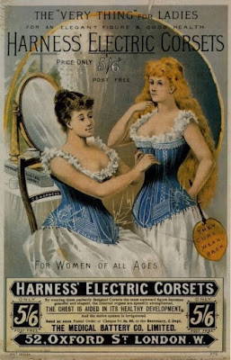 Harness Electric Corsets