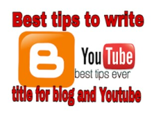 How to Write Best Title For Blog Best Tutorials