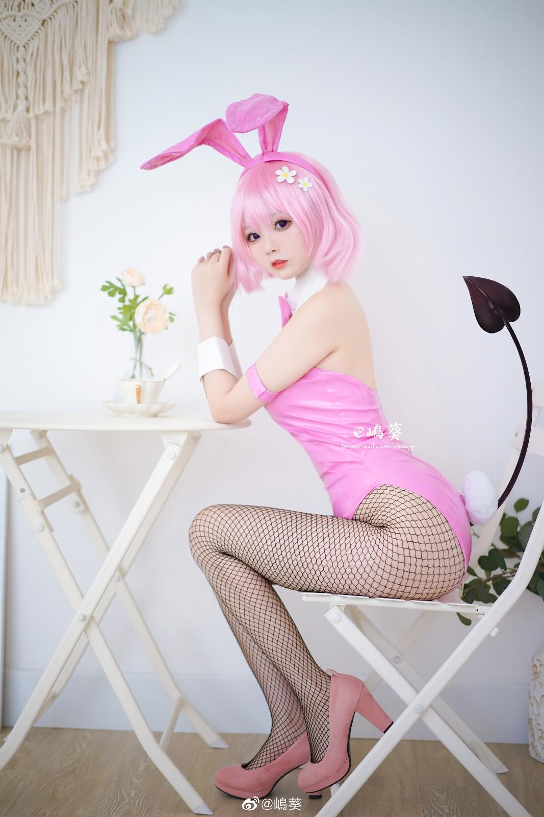 7jnek6ehwyzsxo36cf20lc1va - Cute asian girl cosplay pink devil hottes 2019