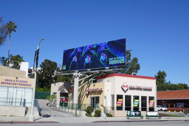 What We Do In Shadows billboard