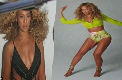 Beyonce weight loss secretL