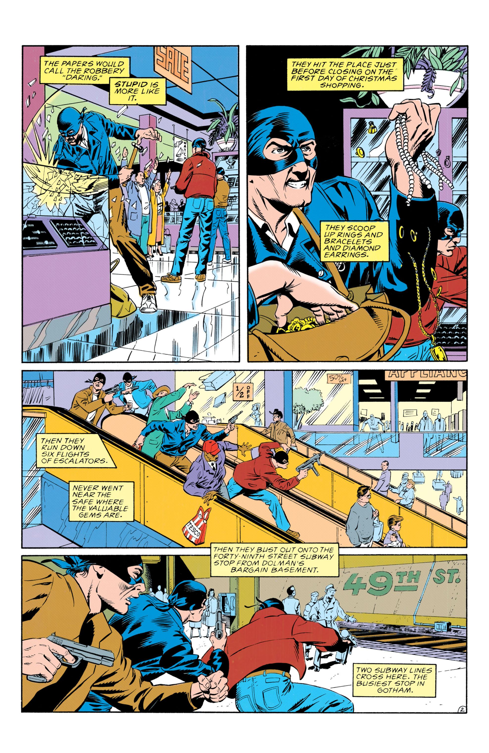 Detective Comics (1937) 652 Page 2