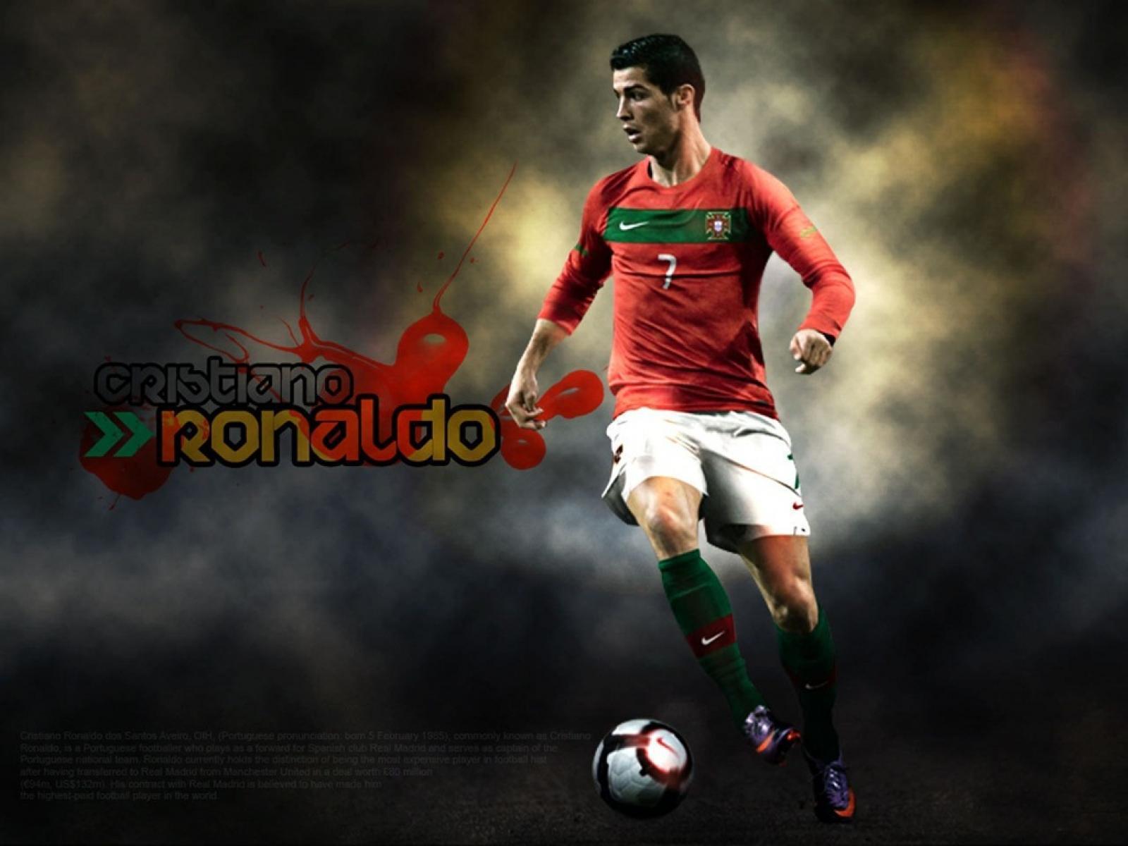 Cristiano Ronaldo HD Wallpapers Cristiano Ronaldo HD Nike Wallpapers,Cristiano Ronaldo CR 7 Football kick HD Wallpaper.