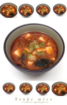 1 recette de soupe potage de courge poivr e courgeron - Soupe miso ingredient ...