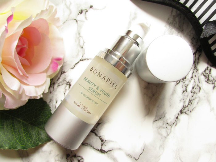 Review & Eigenschaften: Bonapiel - Beauty & Youth Serum - Hyaluronic Acid & MSM