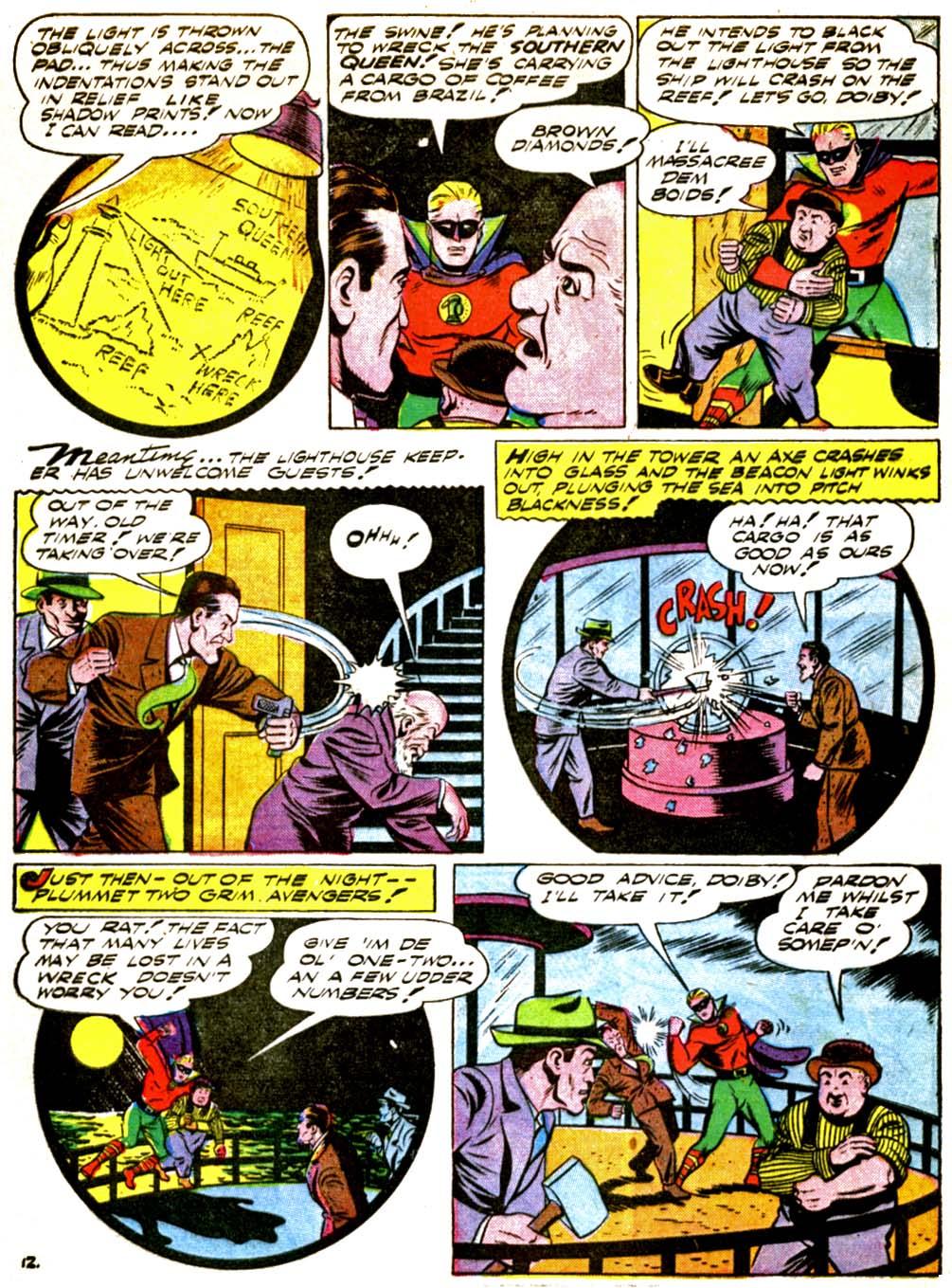 Read online All-American Comics (1939) comic -  Issue #52 - 14