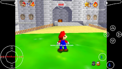 Cara Main Game Nintendo 64 Di HP Android Tanpa Root